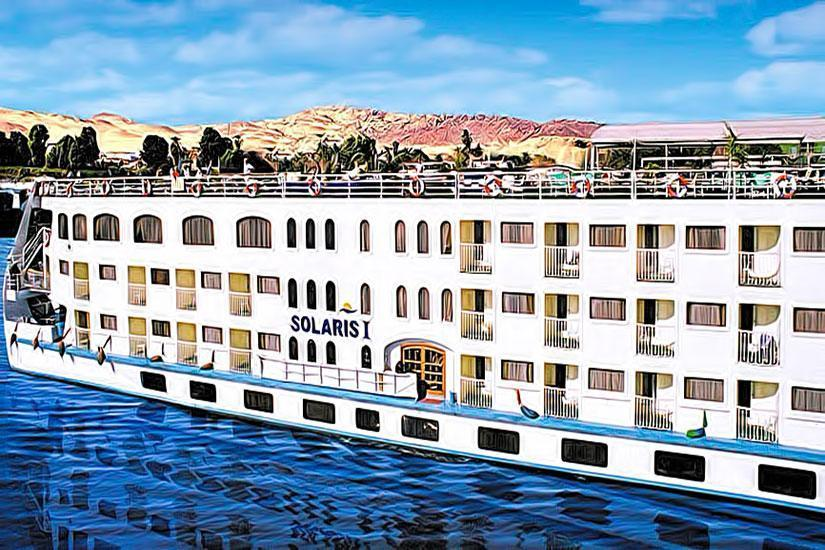 MS Solaris I Nile Cruise