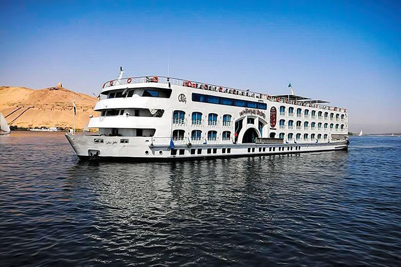 MS Royal Ruby Nile Cruise