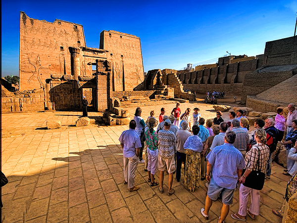 Vacations to Egypt from USA