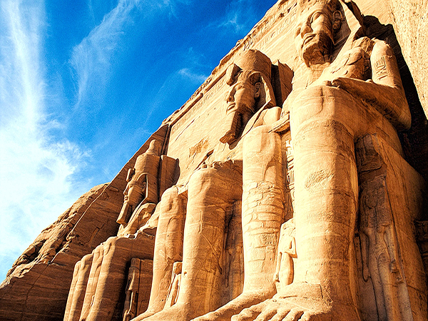 03 Days tour to Aswan and  Abu Simbel Adventure  from Luxor by road
