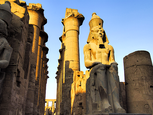 Luxor Tour to East bank of the Nile in karnak &Luxor temple